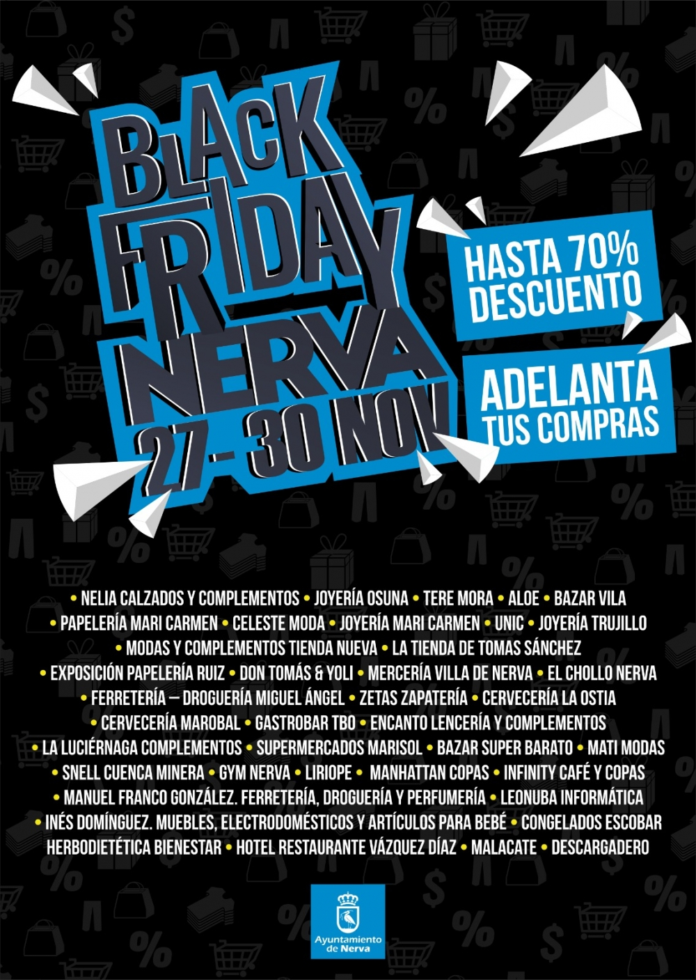 Black Friday 2019 Nerva