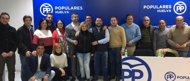 Lozano, reelegido presidente local del PP