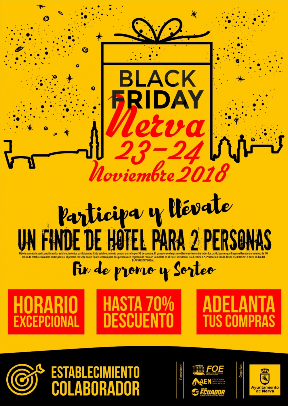 Black Friday Nerva 2018
