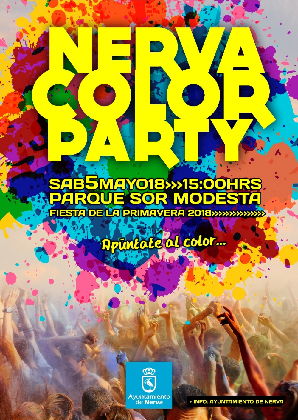 Nerva Color Party